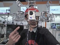 Wrap your head around this 360-degree head mount for nine GoPros