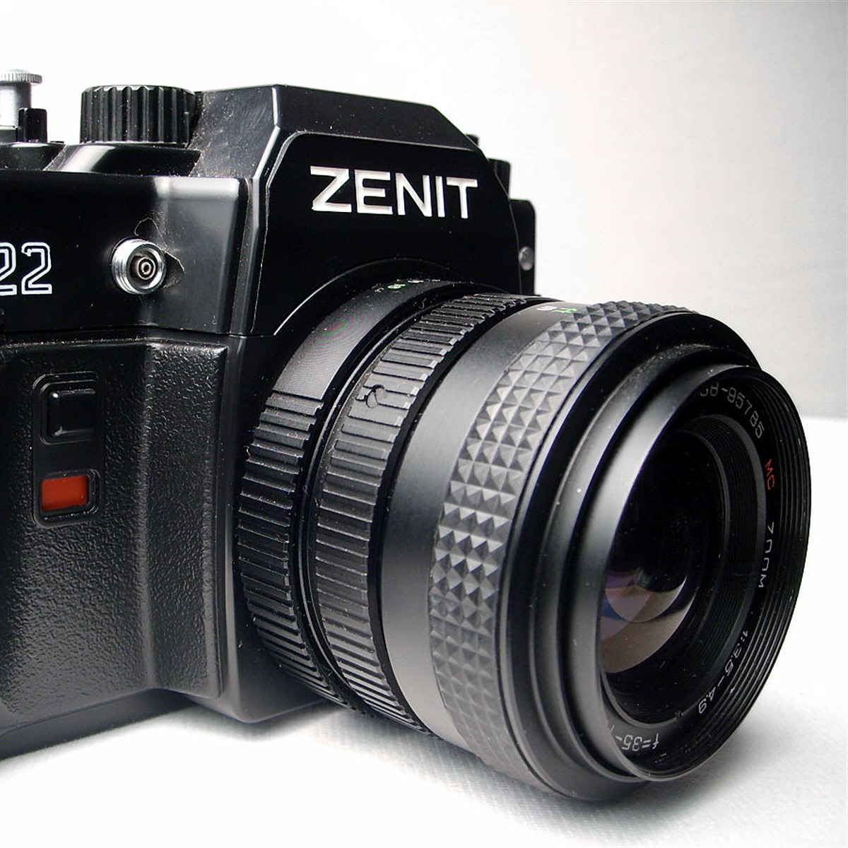 Zenit Is Back In Business Plans To Release Full Frame Mirrorless Camera In 2018 Digital Photography Review