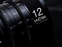 Venus Optics releases Laowa 12mm T2.9 Zero-D Cine lens for PL, EF and E mount cameras
