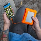 LaCie's announces new Rugged SSDs, including one with a built-in SD card reader