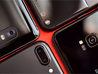 Battle for the best smartphone camera