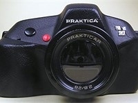 Film Fridays: The Space Age-looking East German autofocus SLR that nearly was