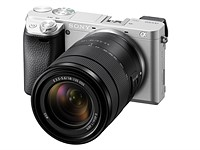 Sony releases silver version of the popular a6300