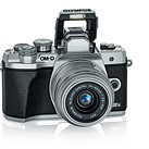 Olympus releases the lightly updated OM-D E-M10 Mark IIIs