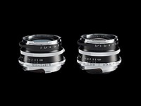 Voigtlander Vintage Line lenses for Leica M mount get prices for US, UK markets