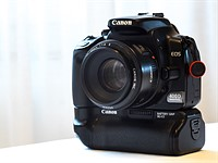 Shooting with a used DSLR kit that cost me just $80