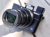 Sony Cyber-shot DSC RX100 VI review