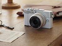 Here's the Olympus PEN E-P7 and here's what it means...