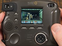 Video: Watch someone play DOOM on a Kodak digital camera from 1998