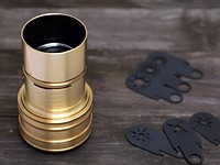 Lomography Daguerreotype Achromat 2.9/64 Art Lens launches on Kickstarter