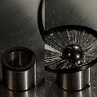 Sigma demos WR Ceramic lens filter strength with impact test