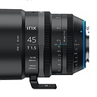 Irix announces impending release of its new 45mm T1.5 cinema lens