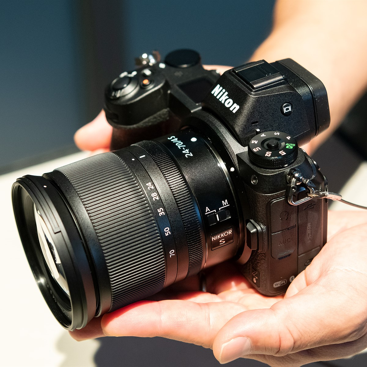 A closer look at Nikon's new Z6 and future Z-mount lenses: Digital