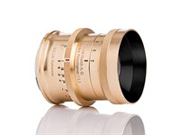 Photographer duo reinvents Emil Busch's 1910 Glaukar portrait lens on Kickstarter