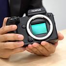 Photokina 2016: Talking medium format mirrorless with Fujifilm
