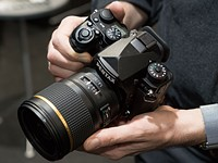 CP+ 2018: Hands-on with the Pentax K-1 Mark II and D FA* 50mm F1.4