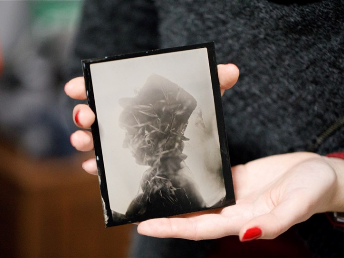 Shooting Wet Plate Collodion Double Exposures Handheld Digital Photography Review