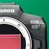 Canon EOS R5 added to studio test scene