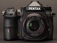 Pentax K-3 Mark III added to studio test scene