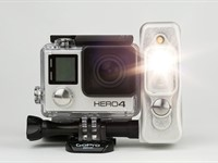 Light and Motion launches Sidekick companion light for GoPro on Kickstarter