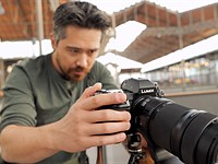 DPReview TV: Panasonic S1R preview from Barcelona