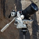 Hitch Hiker balanced-motion tripod head boasts smooth, uniform rotations