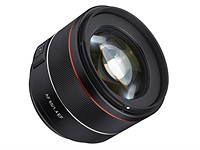Samyang releases 85mm F1.4 AF lens for Canon DSLRs