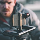 The ROV Slider promises cinematic phone, GoPro and DSLR shots at the push of a button