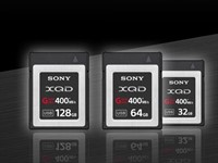 Sony G Series XQD format v.2 memory cards introduced