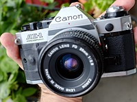 Canon AE-1: the gear that changed my (photographic) life, again and again