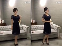 Video: Professional fashion model hits 30 poses in just 15 seconds