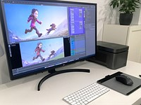 The Animaionic docking station transforms Mac Mini into a workstation for professionals