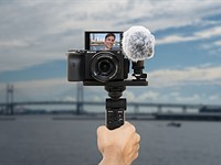 Sony releases new wireless shooting grip for select mirrorless cameras