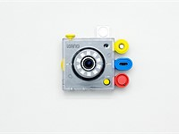 Kano Camera Kit lets anyone build and program their own camera