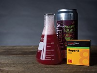 Craft brewery partners with Kodak to create a beer that doubles as film developer