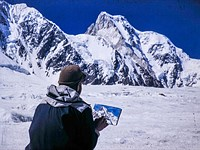 Watch 'My Friends Were Mountaineers', a film about photographer Dee Molenaar