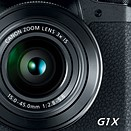 Meet the Canon PowerShot G1 X III
