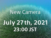 Sony to announce a new camera in the next 24 hours