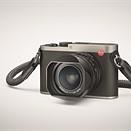 Leica introduces 'Titanium gray' version of its Q compact camera