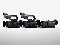 Sony packed serious phase detect AF into these new 4K palm-style camcorders