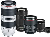 DPReview Buying Guide: Best lenses for Canon, Nikon and Sony