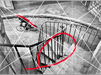 Dynamic symmetry: The genius of Henri Cartier-Bresson's composition