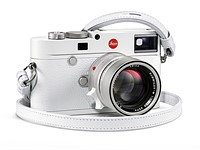 Meet Leica's newest limited-edition camera, the 'White' M10-P