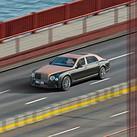Bentley creates a 53 billion pixel car commercial