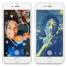 Facebook takes aim at Snapchat and Prisma with new camera features