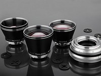 Lomography's 3-in-1 Neptune lens system is officially on sale