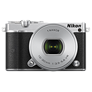 Nikon 1 J5 offers 20.8MP BSI sensor and revamped look