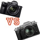 DPReview TV: Sony a7 III vs. Fujifilm X-T4 - who's the king of enthusiast cameras?
