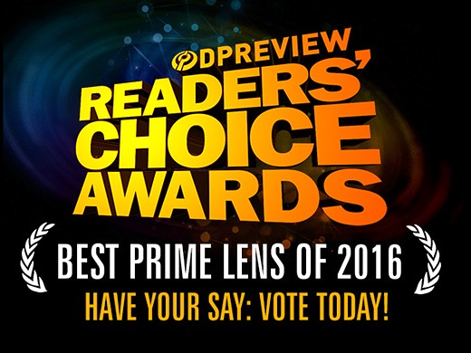 Have your say: Best prime lens of 2016 1