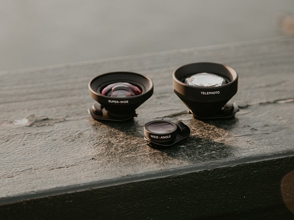 Olloclip introduces new 'Pro' and 'Intro' series lenses for
